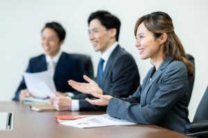 女性管理職の登用