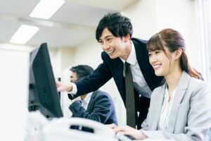 社員教育にゲーム要素を取り入れる