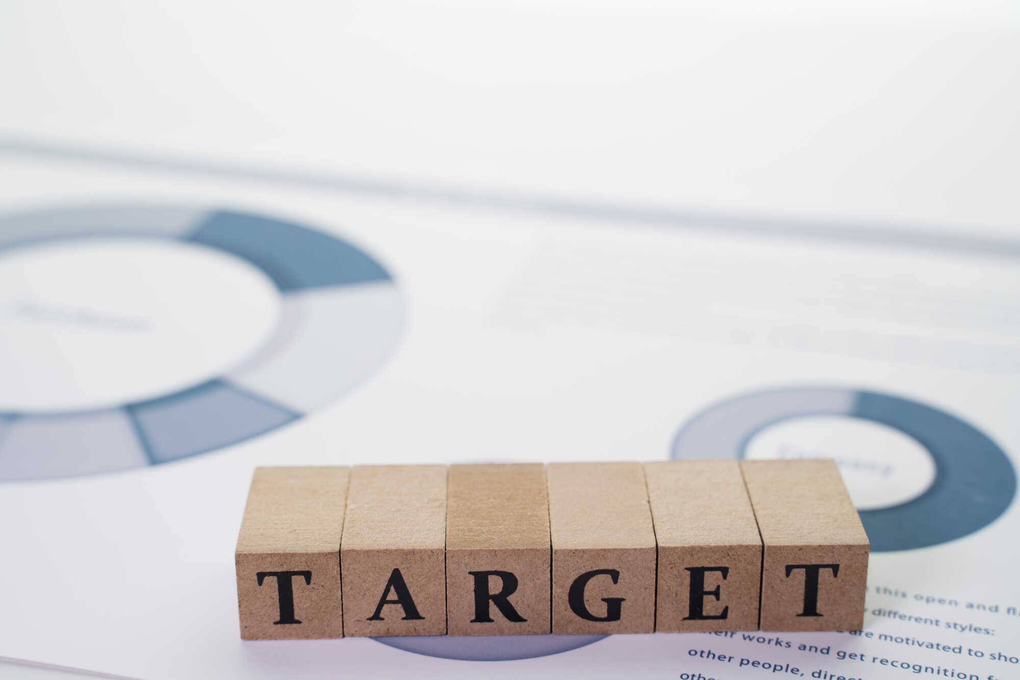採用市場の分類とターゲット