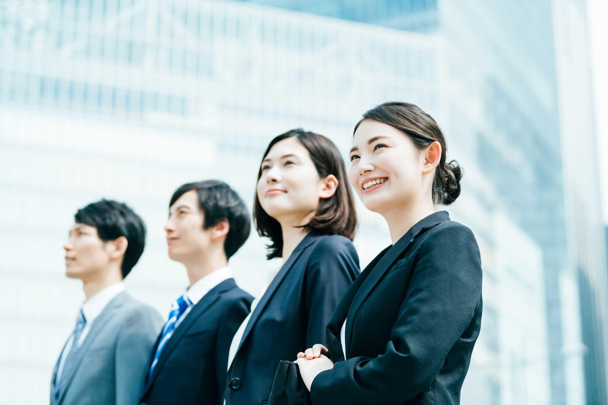 中小企業が素直な若手人材を採用する