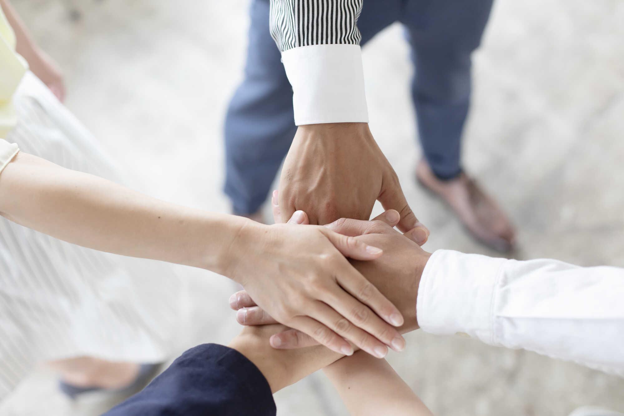 研修の受講者が能動的に参加するグループワーク