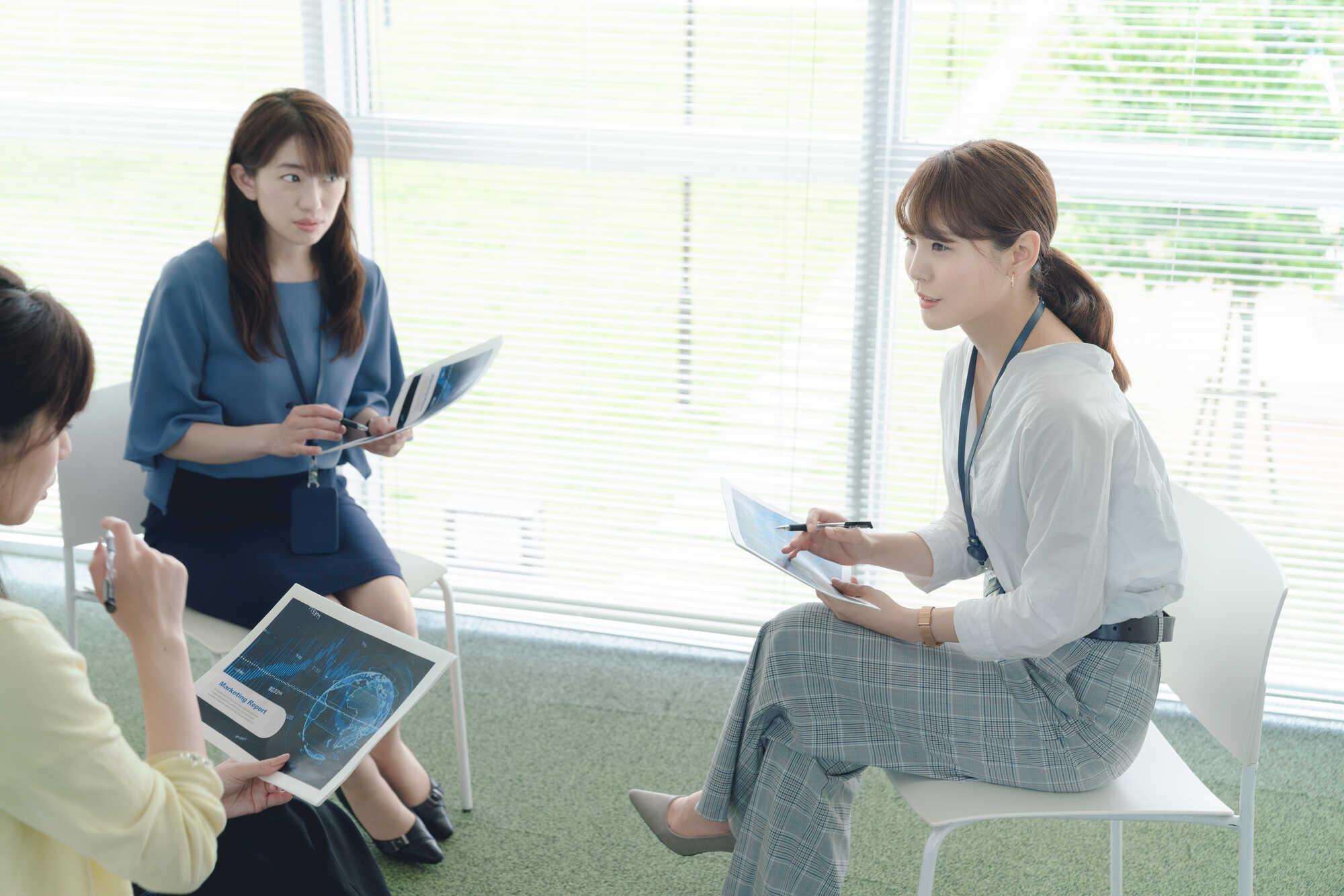 新入社員研修時のグループワークとグループワークのお題やテーマ