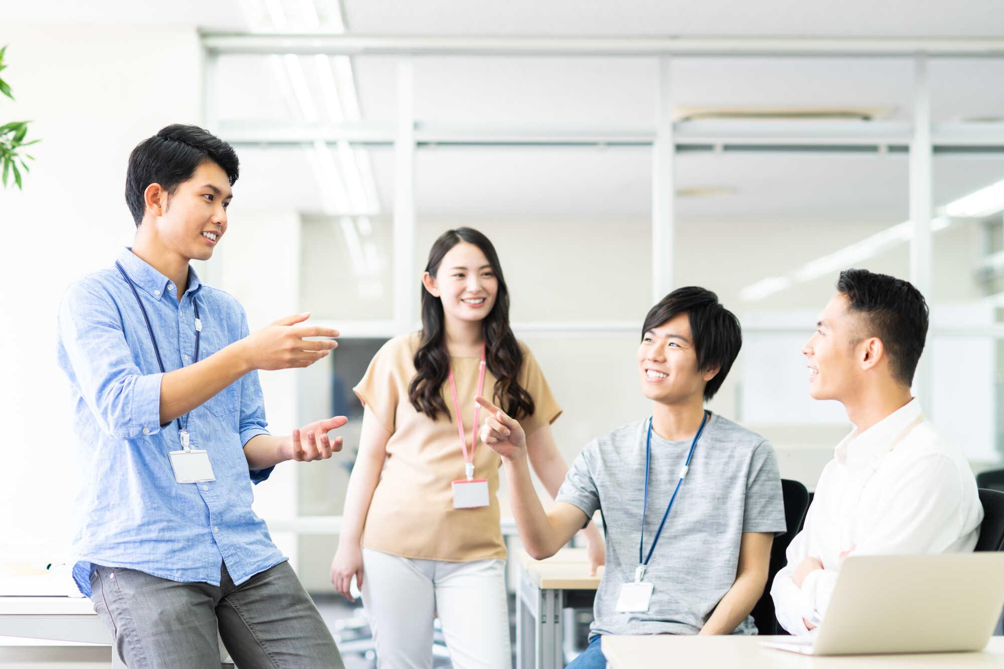 アサーティブなコミュニケーション力を高める